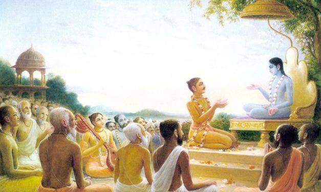The Ten Subjects of Srimad Bhagavatam