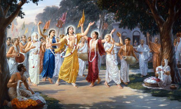 Prophecy of the Golden Age from Brahma Vaivarta Purana