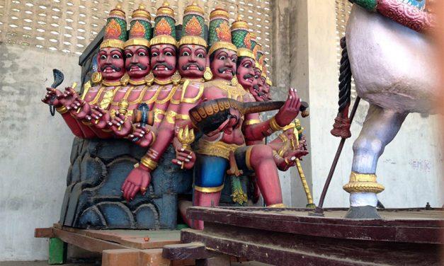 Veeratteswarar Shiva Temple at Tirukoilur