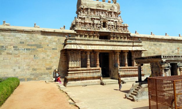 Temple Pictures from a Trip to Kumbhakonam in 2017