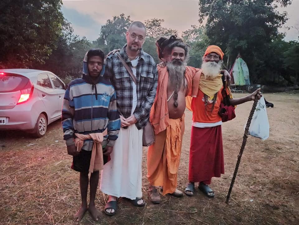 Visit to Bhairava Baba at Bhairava Kunda
