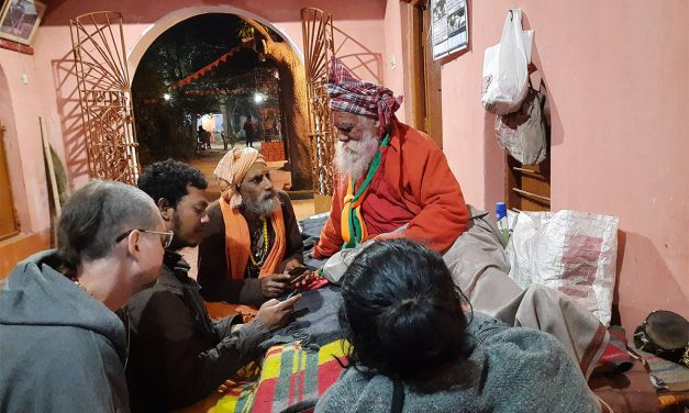 An Interesting Meeting with Hari Baba of Jharkhand