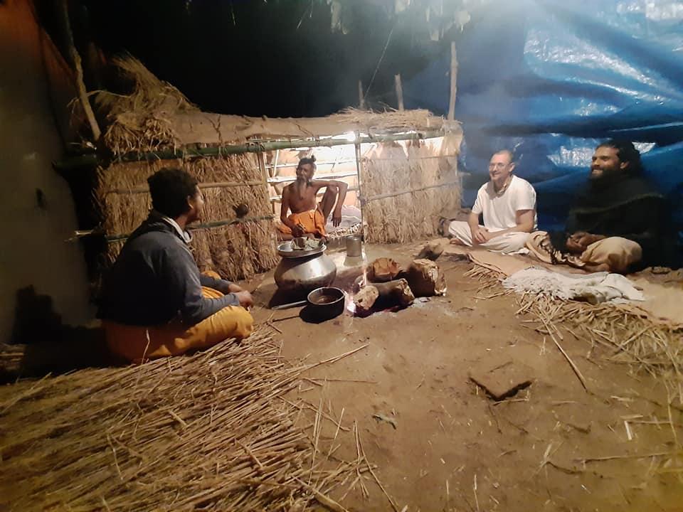 Visiting Jharkhand for Attending the Annual Gita Yagya Festival