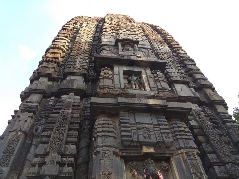 Visit to the Ancient Temple of Ma Kichakeswari