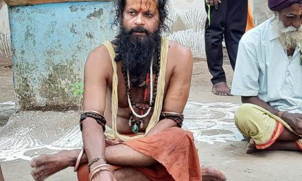 Visit to Nityananda Baba's Dhuni on Margasirsha Purnima