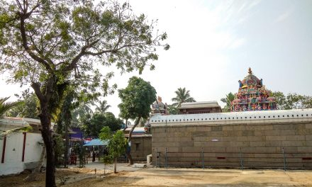 Sri Marundeeswarar Temple at Thiruvanmiyur in Chennai
